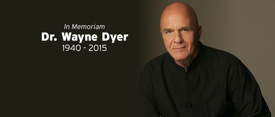 wayne dyer essay Essays - largest database of quality sample essays and research papers on wayne dyer.