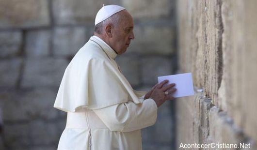 Nuevo Sanedrín de Israel juzgará al Papa Francisco
