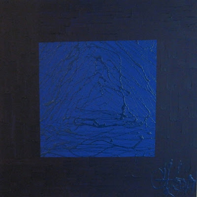 Юрий Вакуленко, Вибрация Cvadrum. Синее на синем, 2013