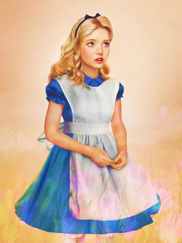 Księżniczki z Disney'a i ich prawdziwa twarz