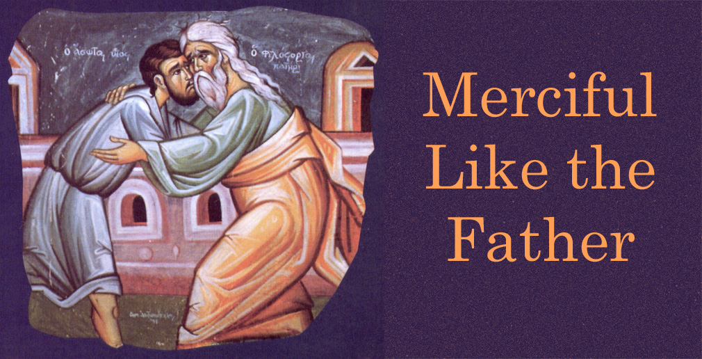 Image result for merciful like the father