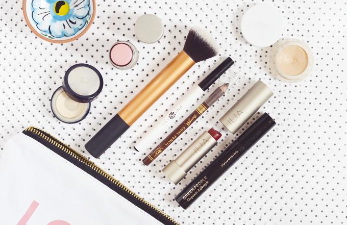 Capsule Makeup Bag