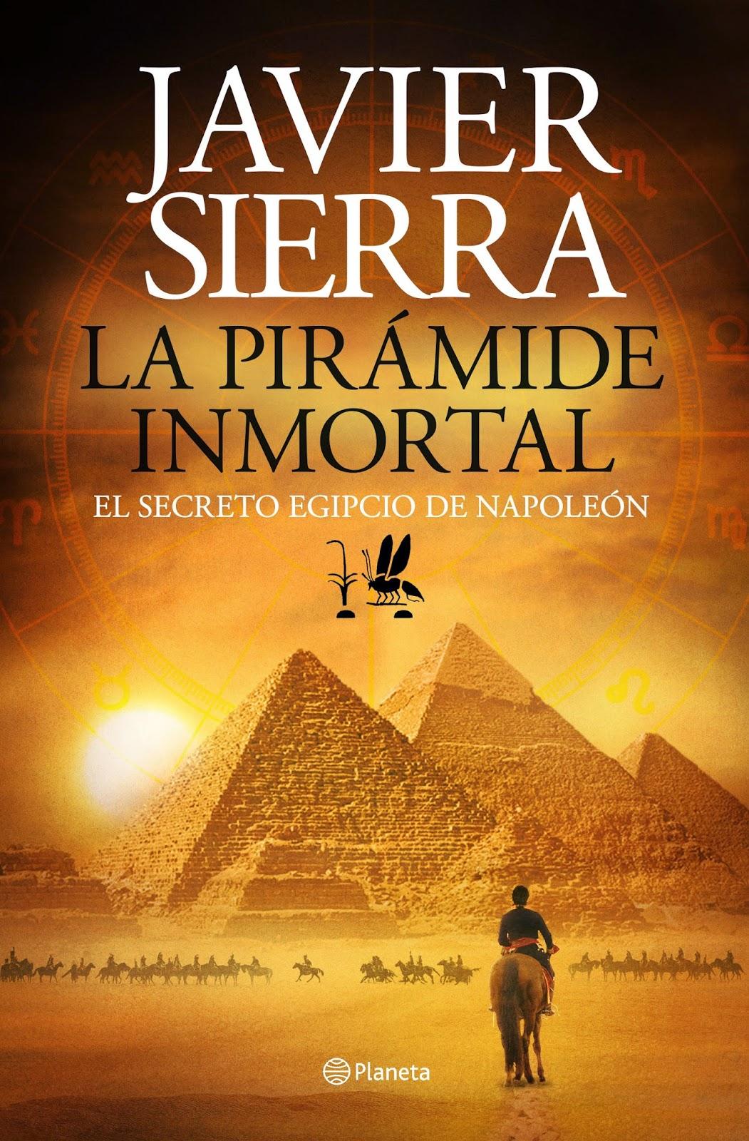 La pirámide inmortal Javier Sierra