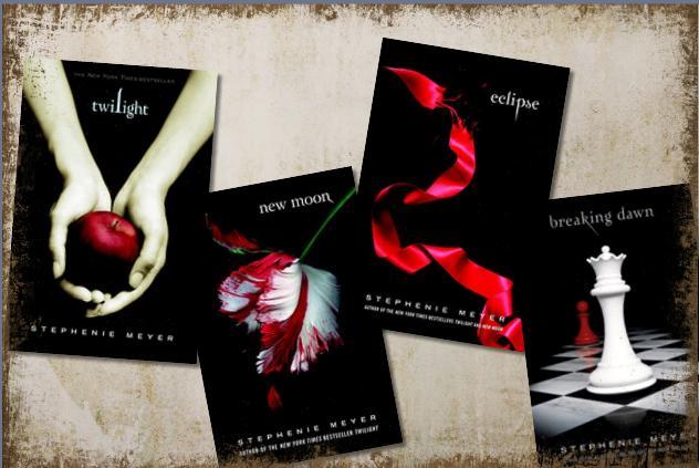 BIG Lot (5) STEPHENIE MEYER Paranormal Books TWILIGHT SAGA SERIES Breaking Dawn