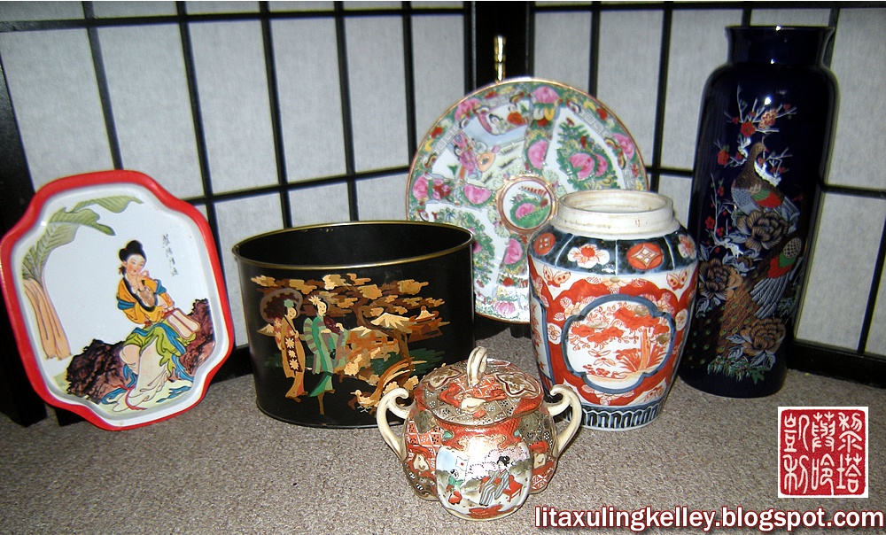 Hunting for Asian Treasures Is Only Half The Fun