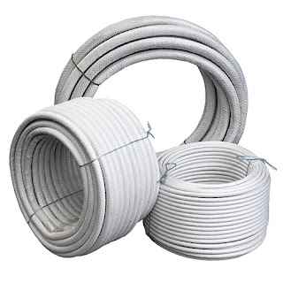 "Basketry paper coiling cord - 1/4"", 1/2"" & 3/4"" thicknesses"