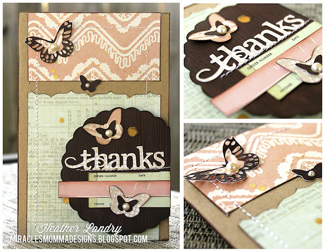 Feminine Soft_Thank You_Card_Heather Landry