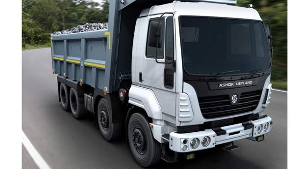Ashok Leyland U truck