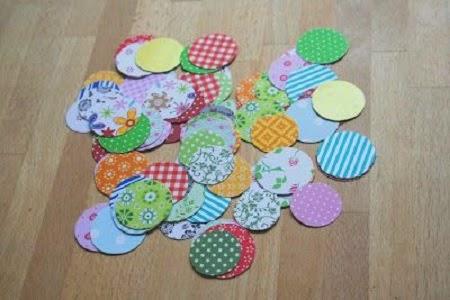 Cuadros Decorativos con Tapas de Plastico, Manualidades Paso a Paso