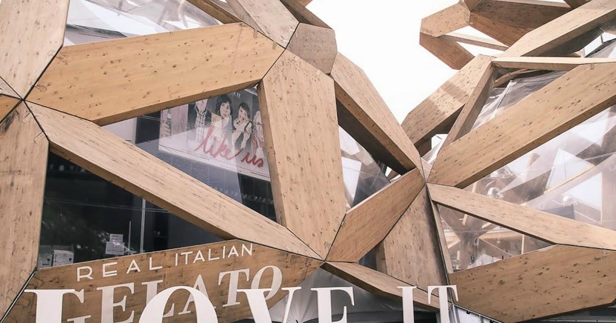 Expo 2015  Padiglione Copagri