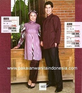 Baju Muslim Muslimah Modern 2011 Contoh Model Terbaru