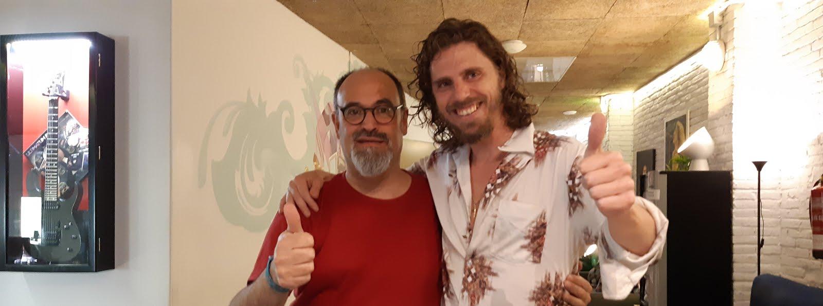 Amb Sergi Blanch