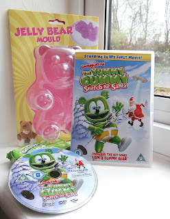 Gummibar, YouTube Gummy Bear, Gummy Bear The Yummy Gummy Search for Santa DVD
