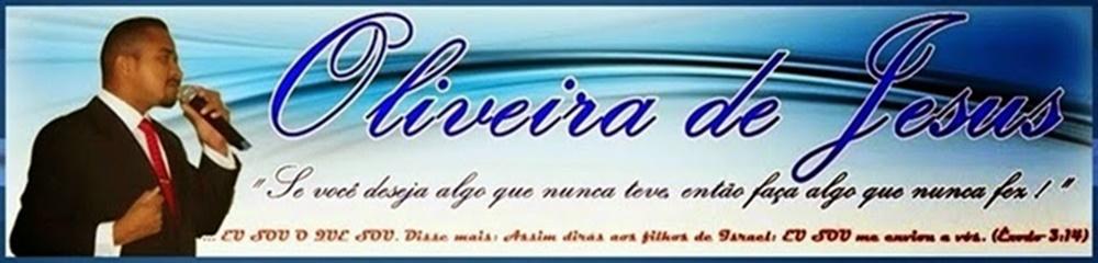 Pastor Oliveira de Jesús