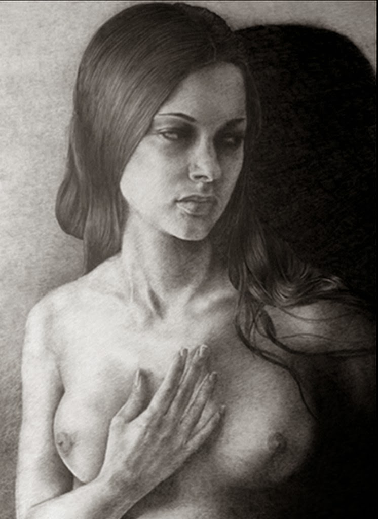 dibujos-a-lapiz-de-mujeres-foto