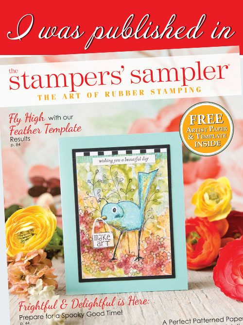 Stampers Sampler July 2018
