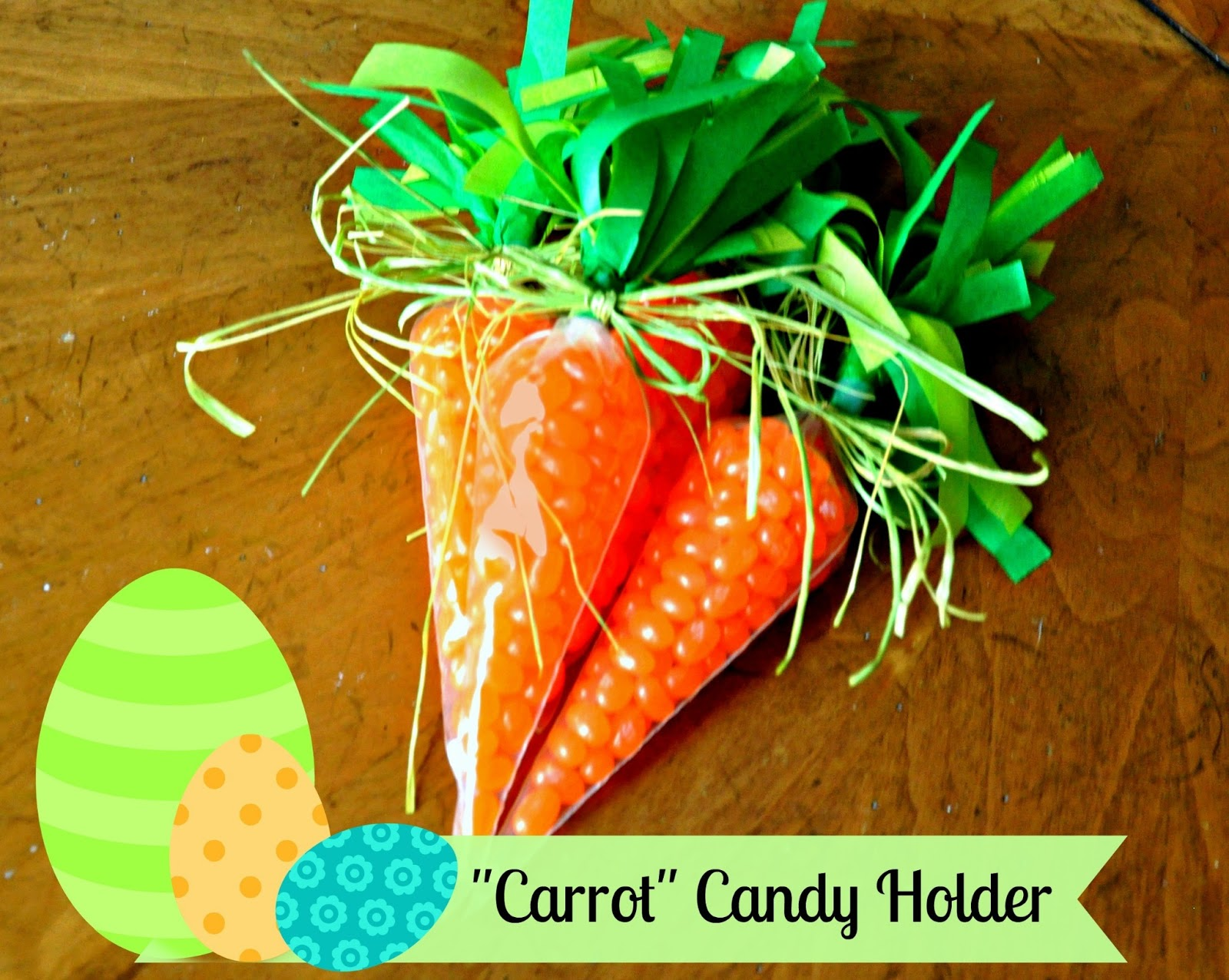 Serendipity refined blog spring carrot easter candy for Easter craft ideas to sell