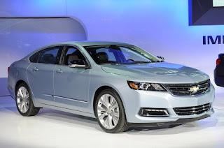 Novo Impala 2012 Fotos