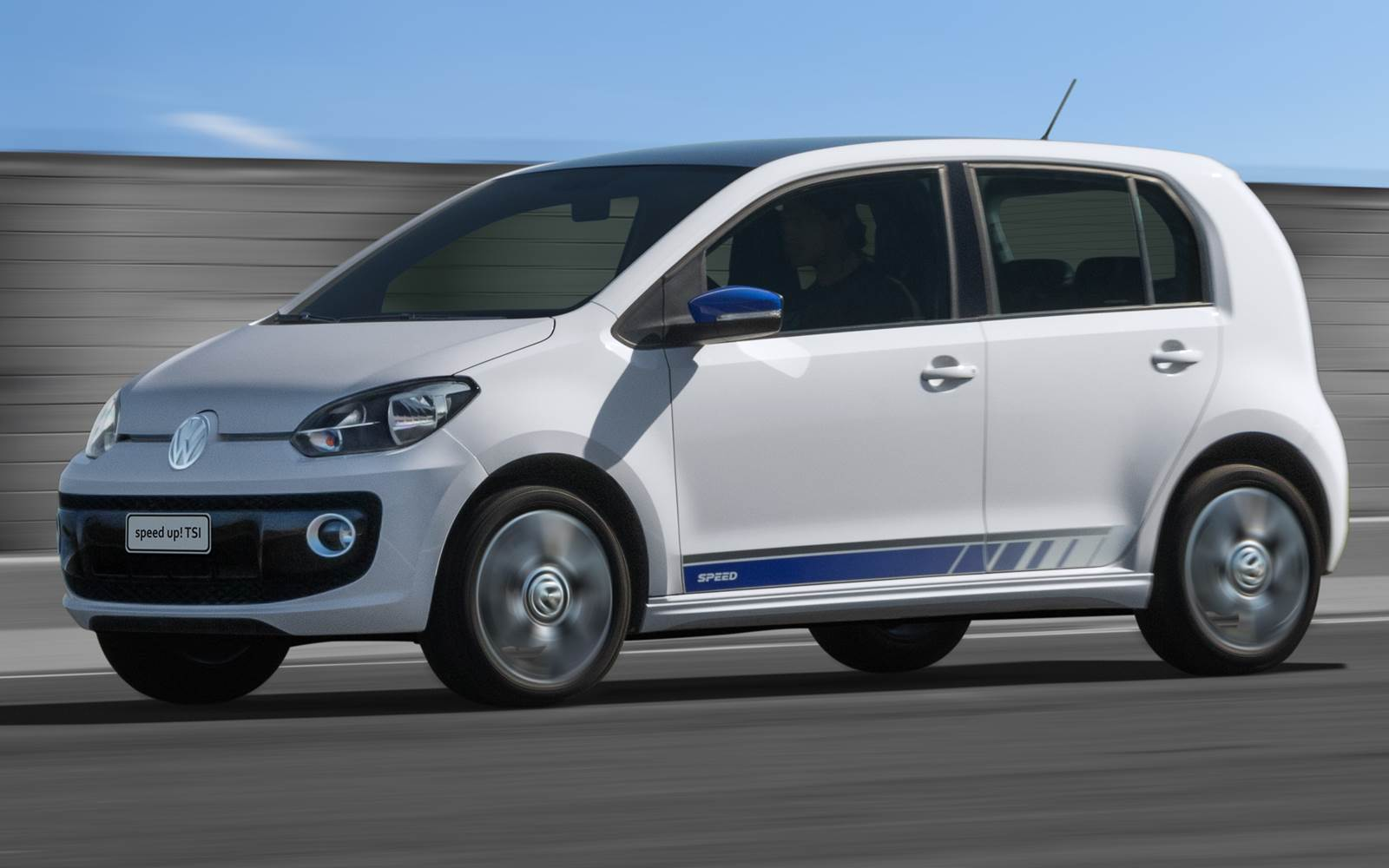 Volkswagen Up! TSI - Carro ABIAUTO 2015