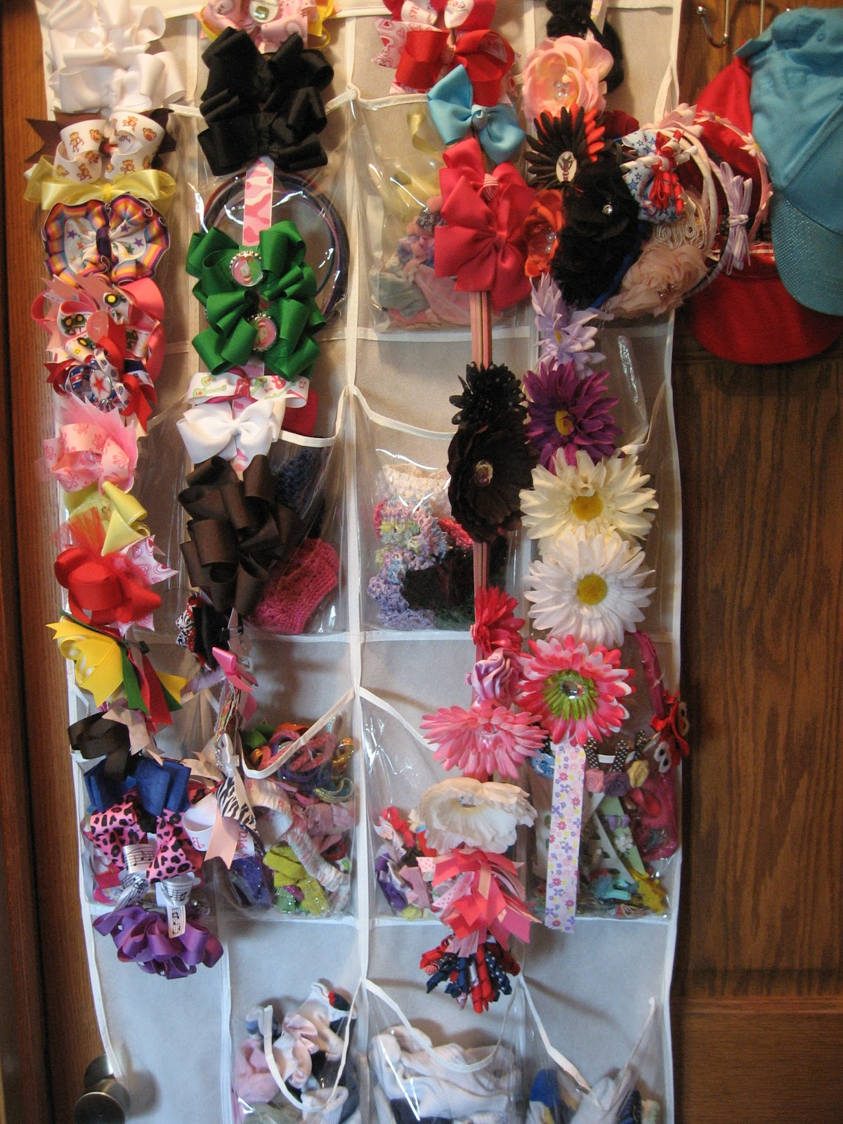 Supermommy Or Not 31 Days Organizing Hair Accessories