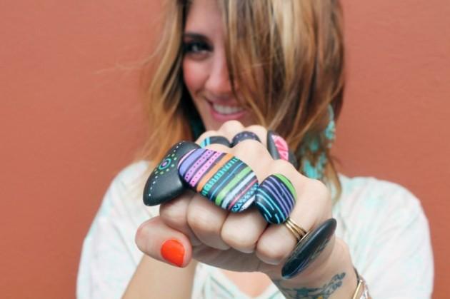 Bellos anillos de moda | Belleza en las manos