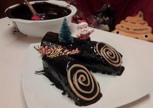 Log Cake Enak