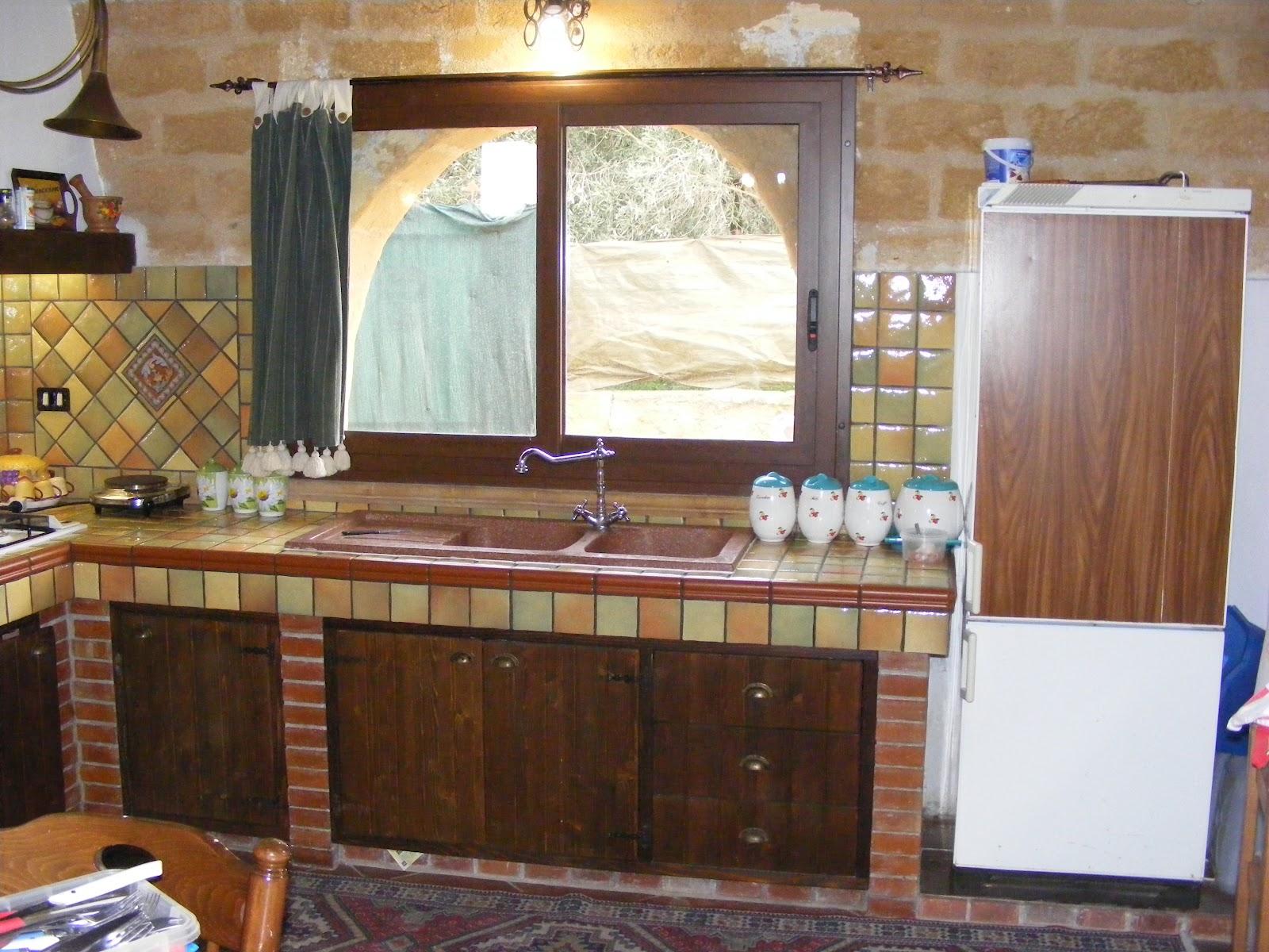 Cucina Rustica #937738 1600 1200 Come Arredare Una Cucina Rustica In Muratura