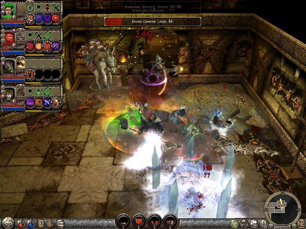 download game pc dungeon siege 2 broken world expansion raka share. Black Bedroom Furniture Sets. Home Design Ideas