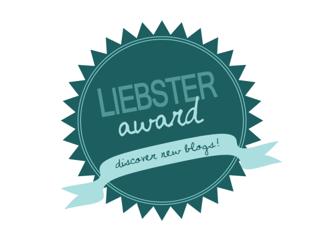 Liebster Award at Label Me Organized
