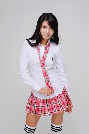 Cha Sun Hwa, Cute School Girl 03