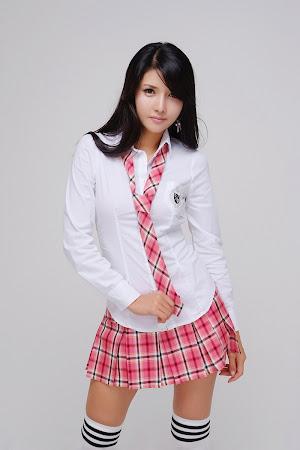 Cha Sun Hwa, Cute School Girl 03