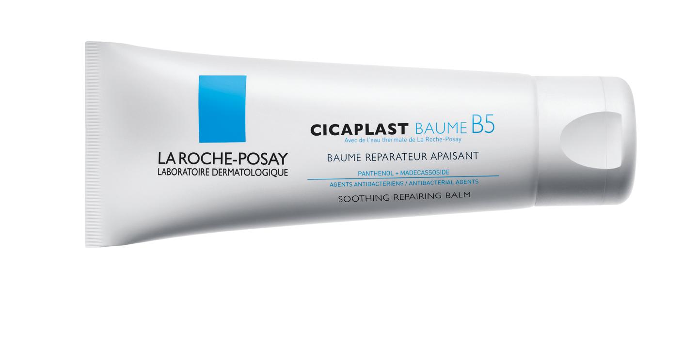 Cicaplast Baume B5 de La Roche-Posay: pour la cicatrice de Maman et les rougeurs de Bébé