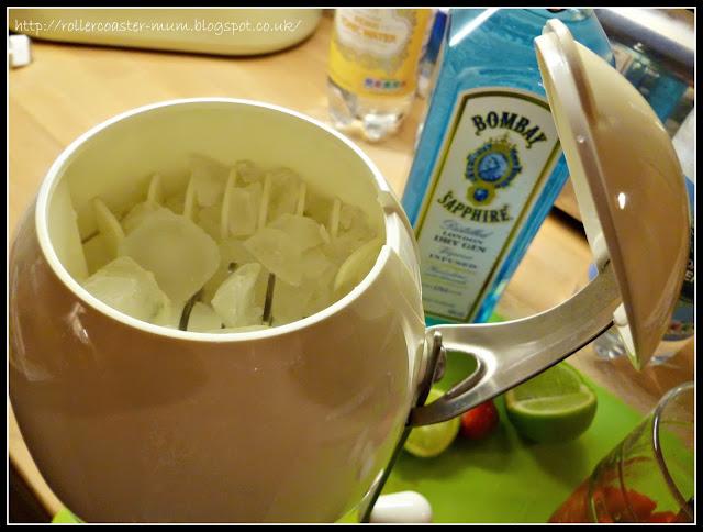 Gin cocktail #cbias