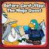 """Respuestas del libro """"Before the Card-Jitsu: The ninja quest"""""""