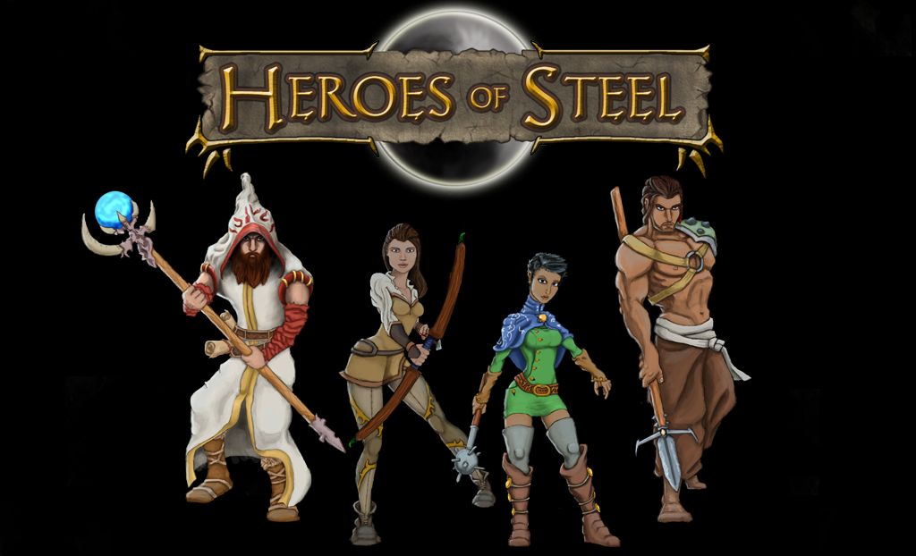 Heroes of Steel RPG Elite Apk v2.1.11 Full