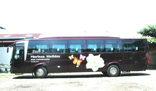 PO Marissa Holiday - New Euroliner (Euroliner 2012) by Rahayu Santosa_Copiryght Haltebus