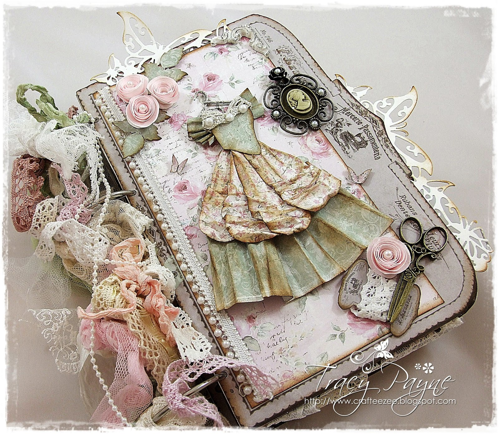 Live & Love Crafts' Inspiration and Challenge Blog: Shabby ...