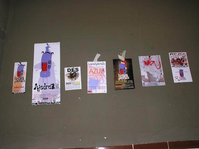 """EXPOSICIÓN COLECTIVA """"LA CASAPINTADA"""" MAYO 2009"""