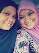 Me and my ibu ^_^