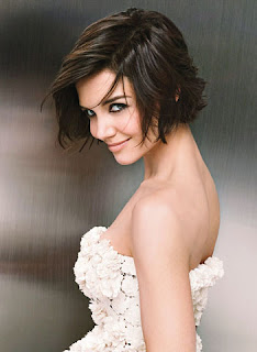 Short Layered Chin Length Down Hairstyles इमागेस