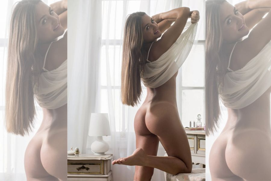 Garota Leiloa A Virgindade E Posa Nua Para Playboy