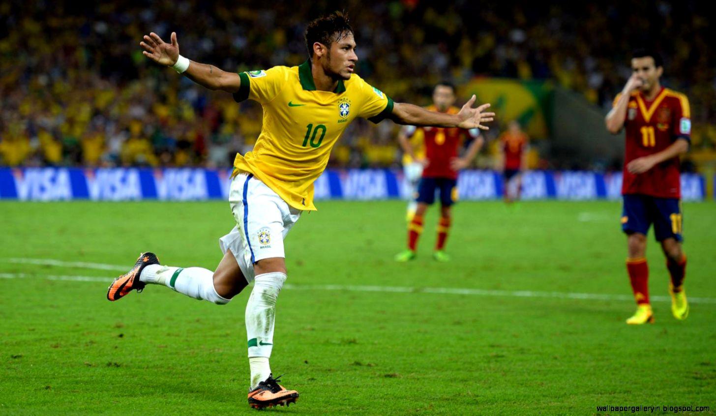 Neymar Sebut Meksiko Banyak Omong