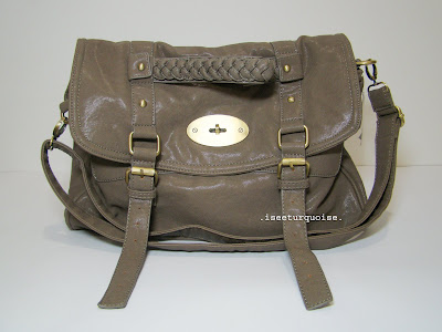 NEW MITJU Alexa Bag Inspired Satchel
