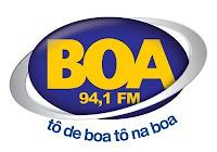 ouvir a Rádio Boa FM 94,1 Teresina
