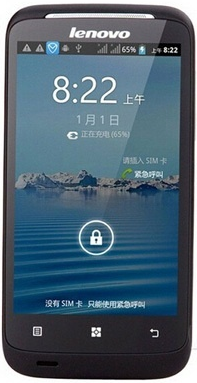Lenovo A308t Android
