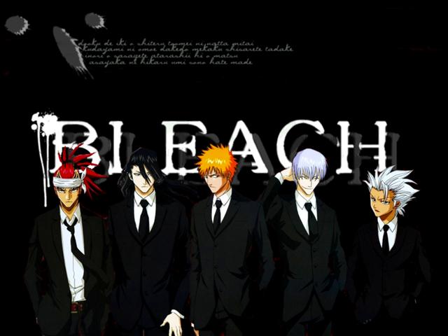 Jerarquia del Guild - Audiciones de Capitanes [ Bleach LegioN ]  Bleach+manga+554+555+556