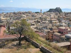 Corfu Town, 2016