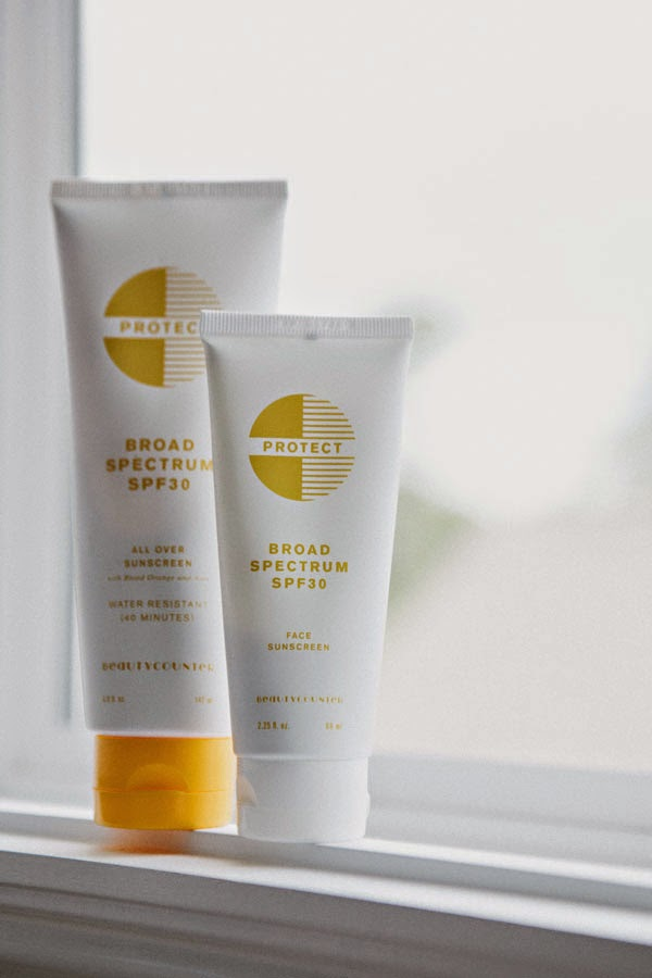 The Beauty Counter - Sunscreen