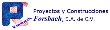 Proyectos y Construcciones Forsbach