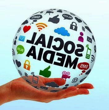 4 Media Sosial Yang Sangat Populer | Dan Mendunia